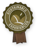 sustainable experiences